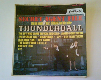 Secret Agent File Thunderball