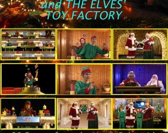 Santa's Workshop DVD