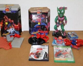 Marvel Comics SPIDER-MAN Model & Action Figures