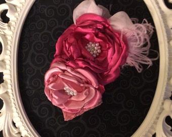 Pretty and Pink Headband
