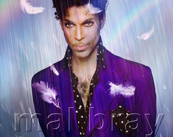 Prince, artist, singer, When Doves Cry, print, poster