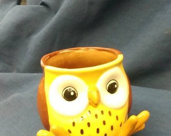 Owl Candle Cups