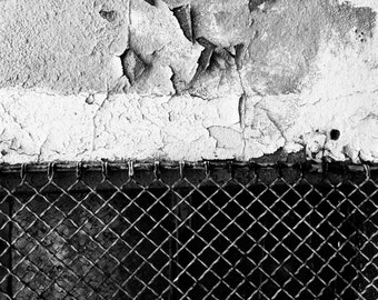Abstract Black and White Photography