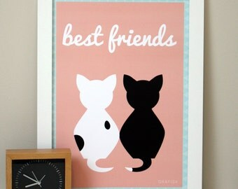 Poster Best Friends