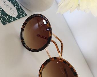 Sunglasses, Round Sunglasses, New Retro Round Sunglasses, Vintage Sunglasses