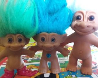 Treasure Troll Dolls