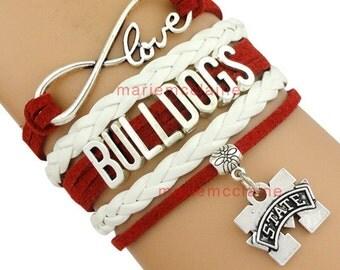 Mississippi State Bracelet