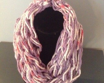 Handmade Arm Knit Scarf