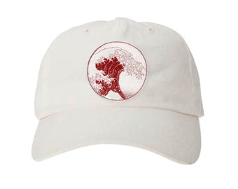 Crimson Wave Cap