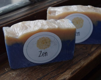 Zen Soap - Cold Process Soap - Handmade Soap