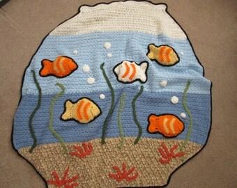 Fishbowl blanket