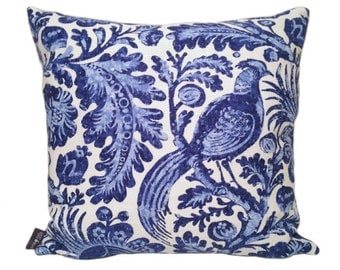 Delft Blue Cushion Cover Cover in Porcelain