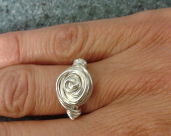 Rose Bud Ring
