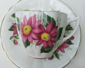 Windsor Bone China Cup and Saucer