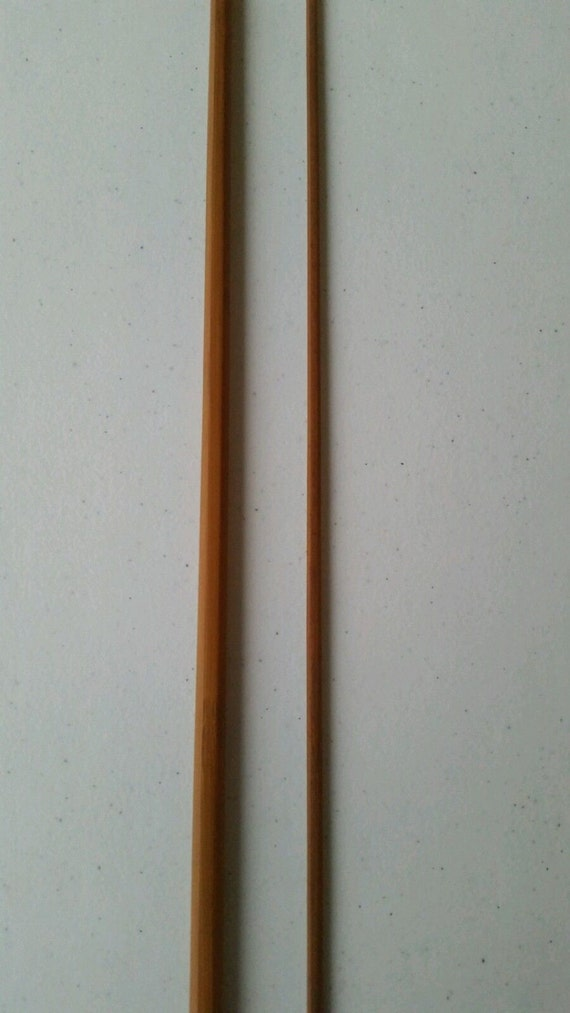 Bamboo fly rod blank 6 39 2 piece 3 4 wt by bambooflyrodblanks for Fishing rod blank