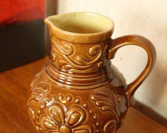east german pottery by VEB Haldensleben Grafenroda