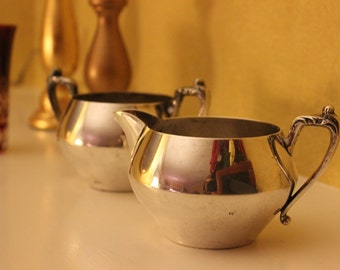 Vintage Silver Cups