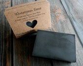 Wintergreen Forest - 100% Natural Soap / French Green Clay / Activated Charcoal /  Essential Oil Soap / Fir Needle / Wintergreen / Cedarwood