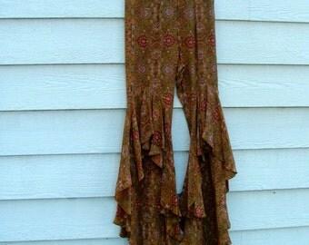 SPA Earthtone Flamenco pants