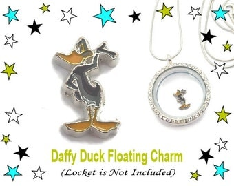 Daffy Duck Necklace Etsy