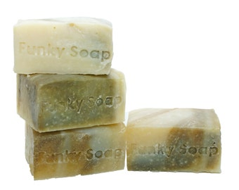 1 piece Tree Neem Oil Shampoo Bar, 100% Natural Handmade aprox.120g