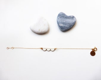 cloud bracelet