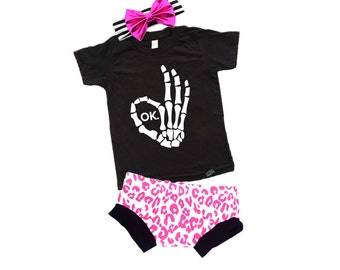 Baby Girl Outfit, Baby Girl Clothes, Leopard Print Baby Outfit, Baby Girl Shirt, Baby Girl Clothing, Baby Girl Shorts, Baby Shower Gift