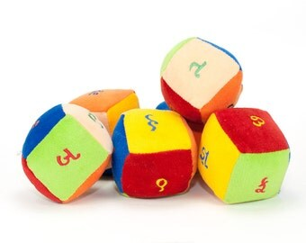 Alphabet cubes - Gujrati - 36 characters.