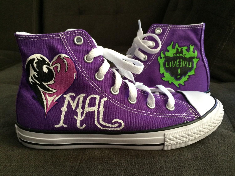 Descendants Converse Shoes Mal
