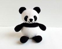 Amigurumi De Panda : Articles populaires correspondant ? panda crochet sur Etsy