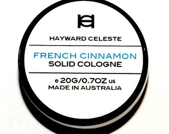 Hayward Celeste French Cinnamon Solid Cologne