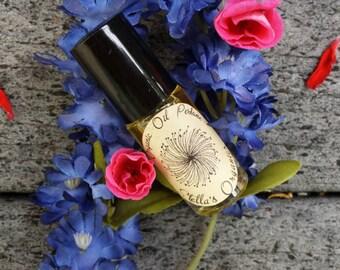 Organic Vanilla Lavender Oil Perfume