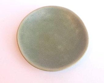 Green Tea Jewelery Dish