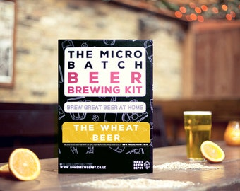 The Micro Batch Beer Brewing Kit - Wheat Beer