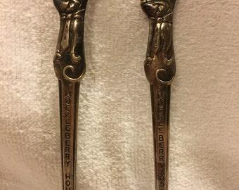 Vintage Huckleberry Hound Spoon