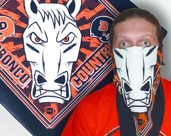 Denver Broncos - Bronco Bandana - Bronco Country