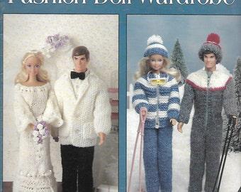 Wedding and Honeymoon Fashion Doll Wardrobe Leaflet 2033