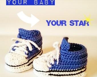 Baby booties, crochet baby booties, baby gift, baby shower, blue baby booties, baby booties, crochet booties, baby shoes, newborn gift,