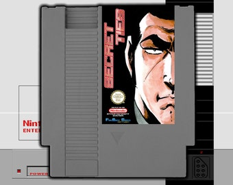 "SPECIAL ORDER! ""Secret Ties"" Unreleased Nintendo NES Platformer Like Ninja Gaiden!"