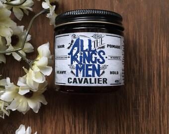All The Kings Men Hair Pomade Cavalier (Heavy Hold)
