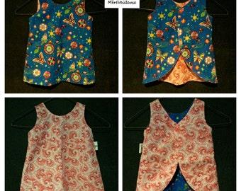 small summer dress size 18-24 months