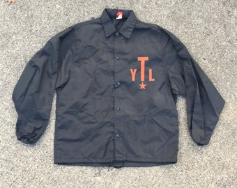 Vintage VTL coaches jacket