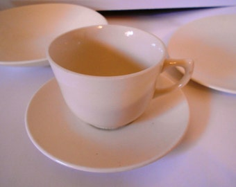 Sale! 50% Off!...USA cup and saucer set...Was 4.00 now 2.00
