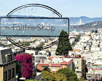 San Francisco Scenery