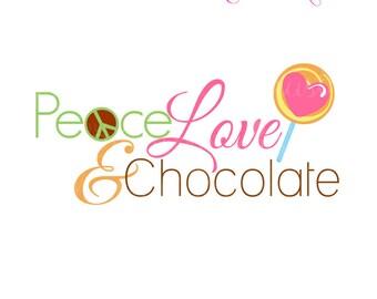Peace, Love, and Chocolate