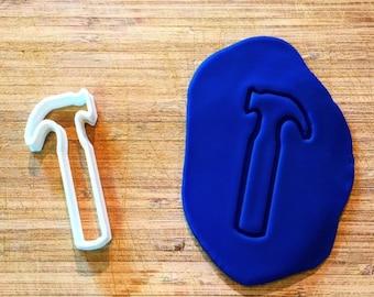 Hammer Cookie Cutter, Tool Cookie Cutter, 3D Printed