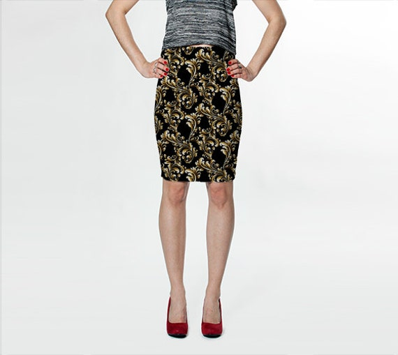 Sofia Fitted Skirt