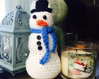 Willis the snowman