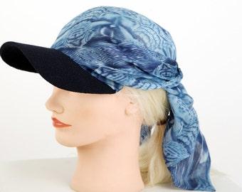 Caps silk handmade
