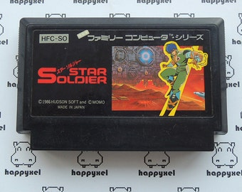 Star Soldier (loose) Famicom